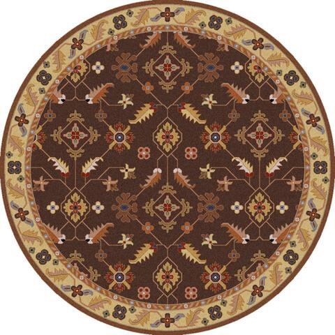 Hand-tufted Alamogordo Wool Area Rug (10' x 14')