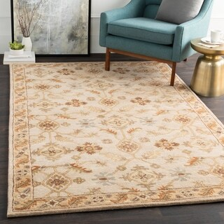 Hand-tufted Carlsbad Wool Area Rug (More options available)