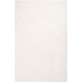 Hand-woven Portales Soft Shag Area Rug (2'3 x 8')