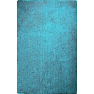 Hand-woven Taos Soft Shag Area Rug (2'3 x 8') (More options available)