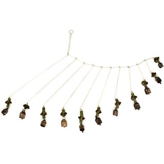 Handmade Noah Bells on the Move Wind Chime (India)