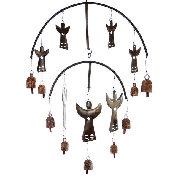 Angels Among Us! Wind Chime (India)