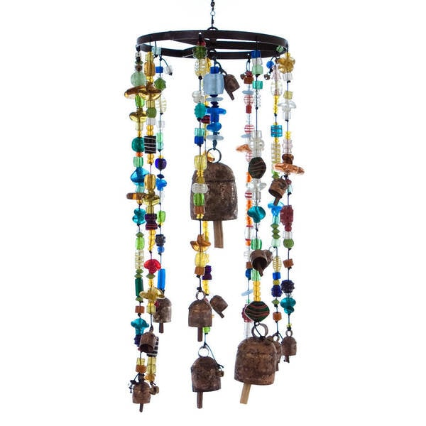 Handmade Music to My Ears Wind Chime (India)