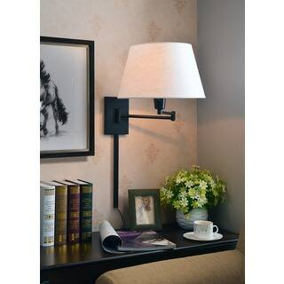 Black metal wall lights for less overstock laurel creek weston 150 watt wall swing arm mozeypictures Image collections