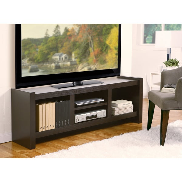 Furniture of America Renee 60-inch Multi Storage TV Stand