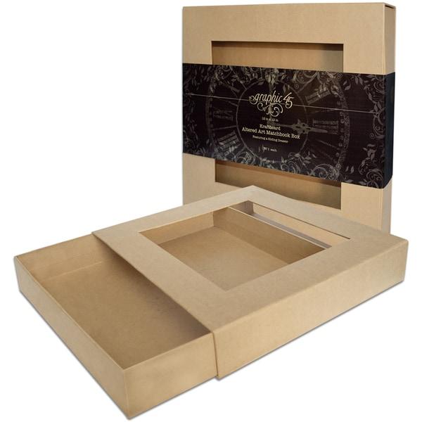 Staples Matchbook Box 12 x 12