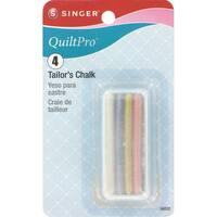 QuiltPro Tailor's Chalk-4/Pkg
