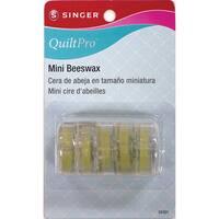 QuiltPro Mini Beeswax-5/Pkg