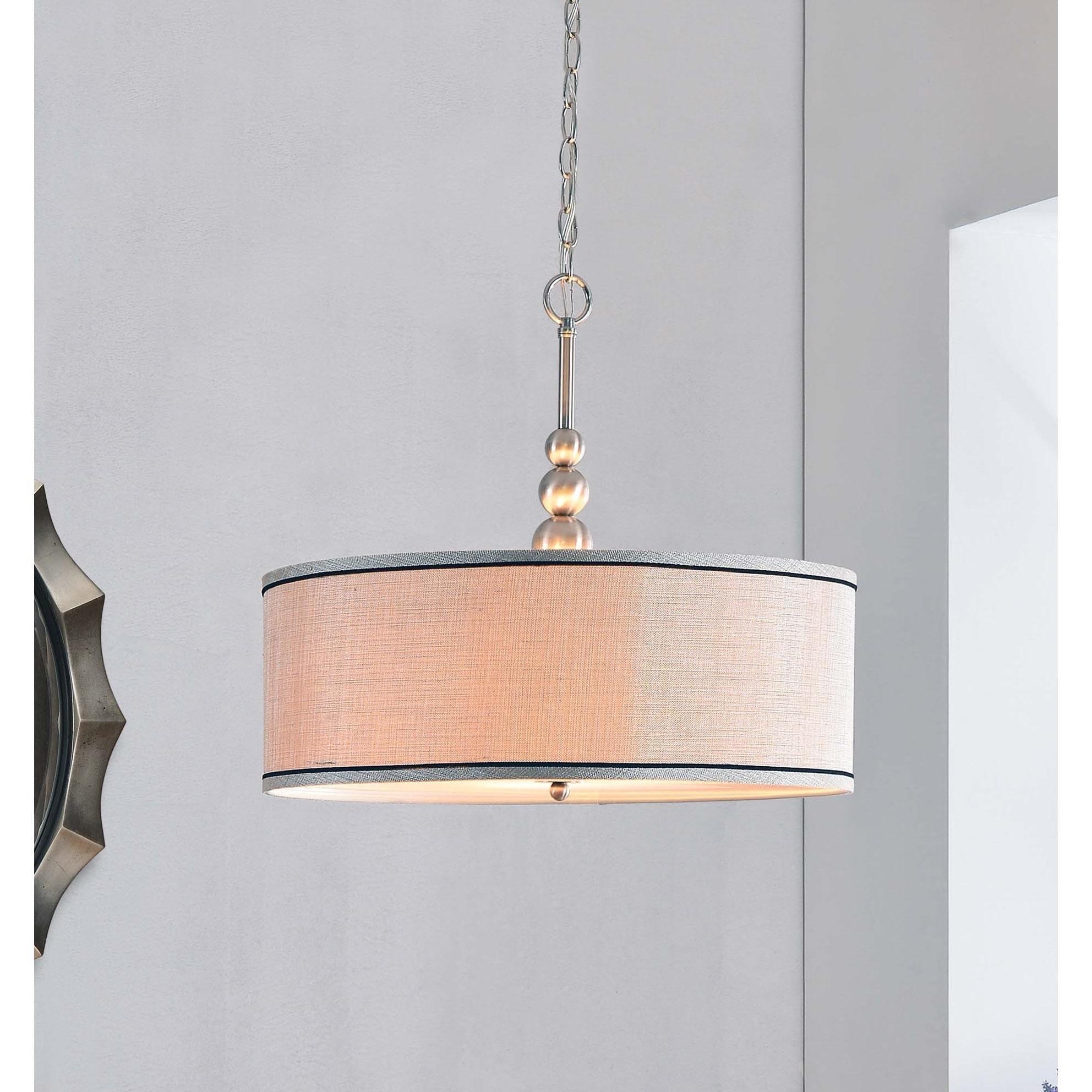 Copper Grove Junius Round 3-light Pendant