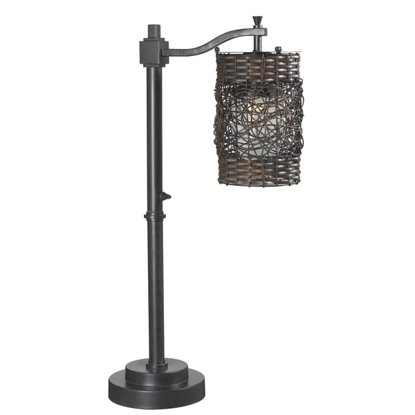 Omari Indoor/ Outdoor Table Lamp