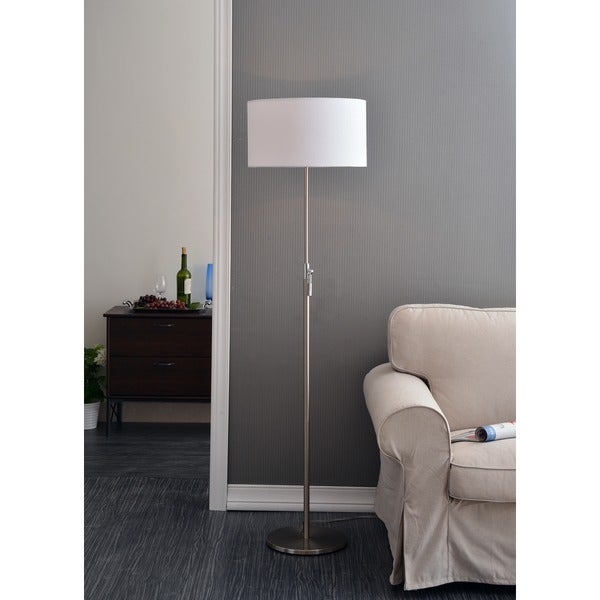 Clay Alder Home Miles Glacier Propel Floor Lamp