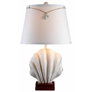 Amarion White Table Lamp