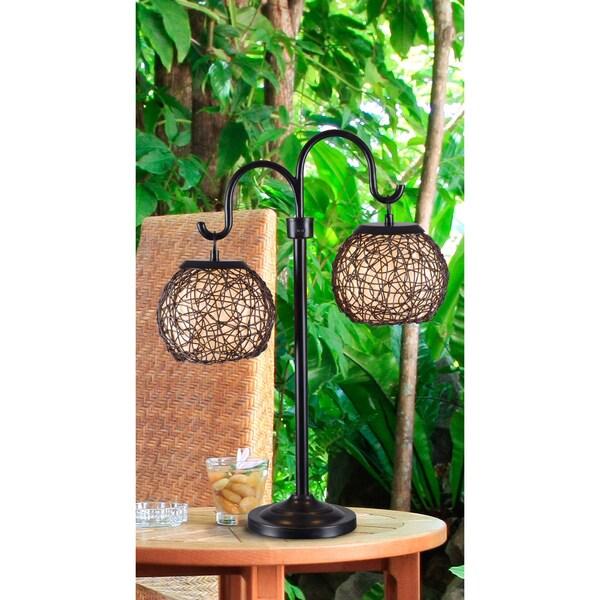 Outdoor Table Lamps For Sale: Shop Gardner Indoor/ Outdoor Table Lamp
