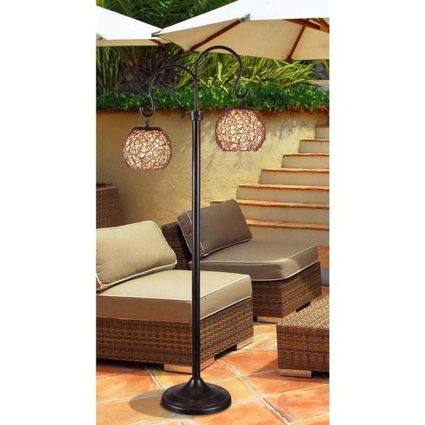 Gardner Indoor/ Outdoor Floor Lamp