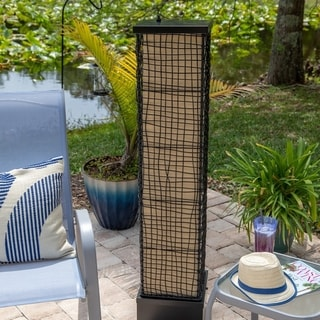 Lyerly 51-inch High With Bronze Finish Indoor/ Outdoor Floor Lamp