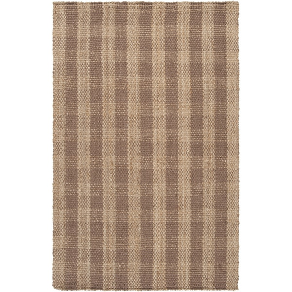 Country Living Hand-Woven Lacombe Natural Fiber Jute Rug (2'6 x 4')