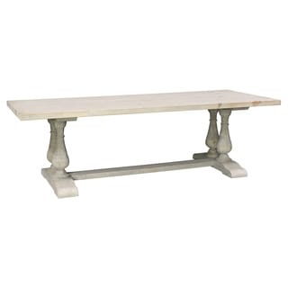 wilson reclaimed wood 98inch dining table by kosas home