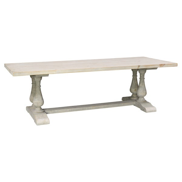 Wilson Reclaimed Wood 98 Inch Dining Table By Kosas Home