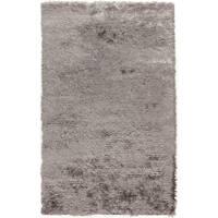 Hand-woven Altus Grey Plush Area Rug (8' x 10')