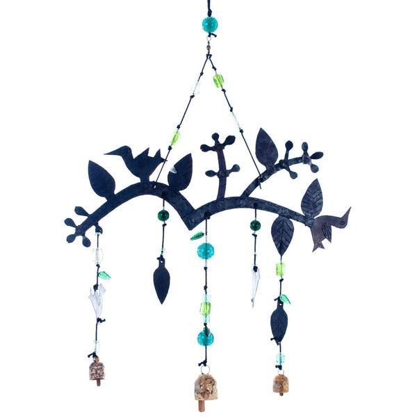 Handmade Chirp! Bird Wind Chime (India)