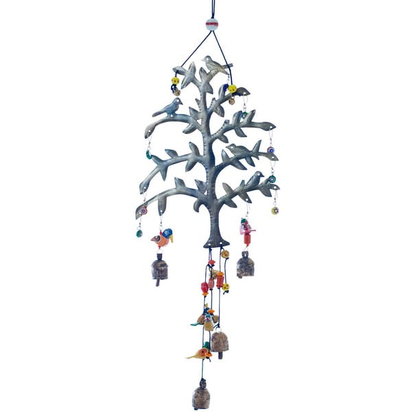 Frolicking Birds Wind Chime (India)