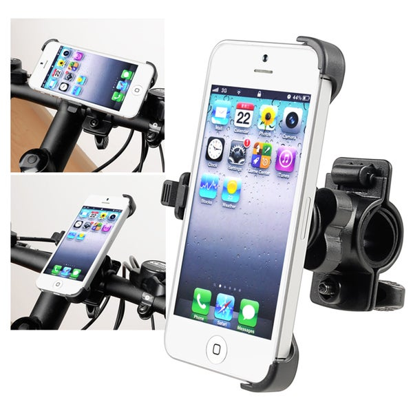 BasAcc Bicycle Phone Holder for Apple® iPhone 5/ 5S