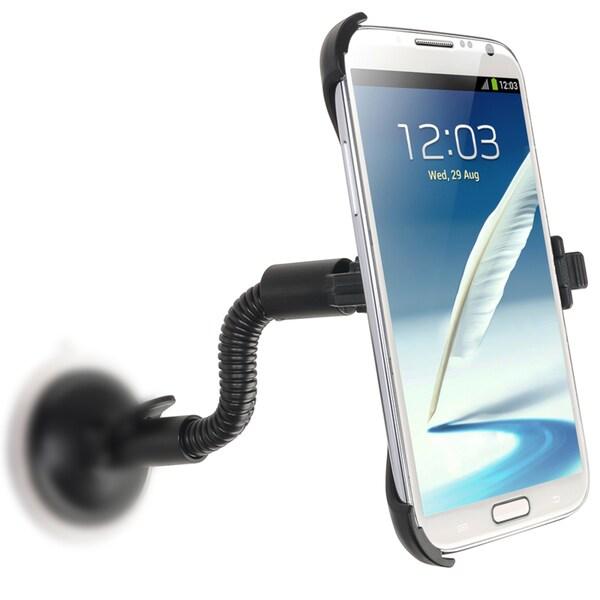 INSTEN Windshield Phone Holder for Samsung Galaxy Note II N7100