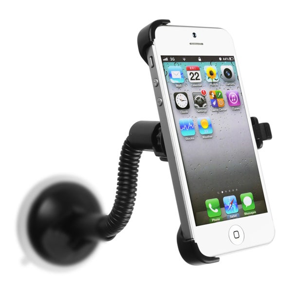 BasAcc Windshield Phone Holder for Apple iPhone 5