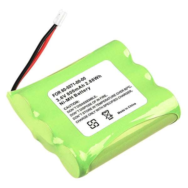 BasAcc Ni-MH Battery for Cordless Phone VTECH 80-5071-00-00