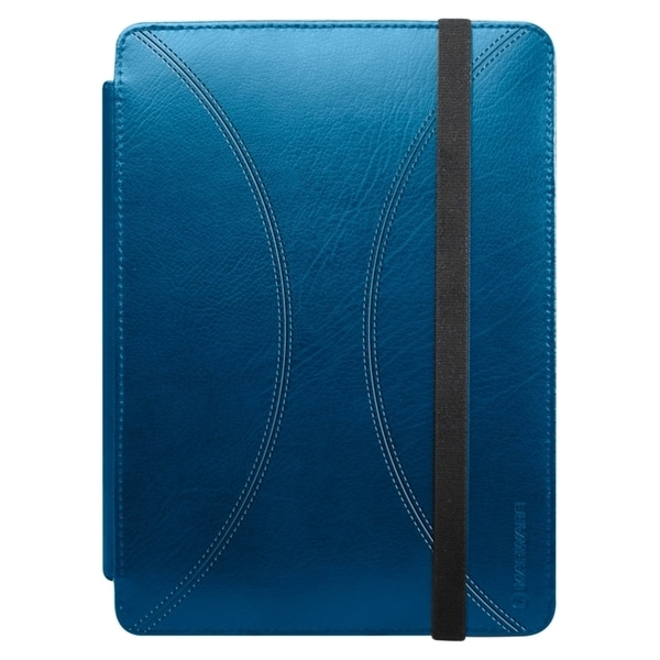 Marblue Blue Axis Carrying Case (Folio) for iPad Mini