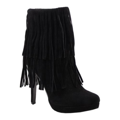 Women's Luichiny Holl Lee Black Imi Suede