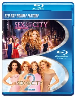 Sex and the City/Sex and the City 2 (Blu-ray Disc)