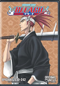 Bleach Box Set 16 (Uncut) (DVD)