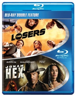 The Losers/Jonah Hex (Blu-ray Disc)