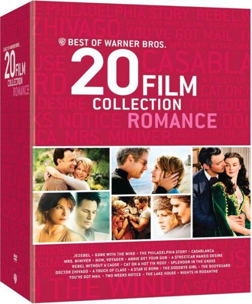 Best of Warner Bros. 20 Film Collection: Romance (DVD)