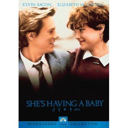 She's Having a Baby (DVD)