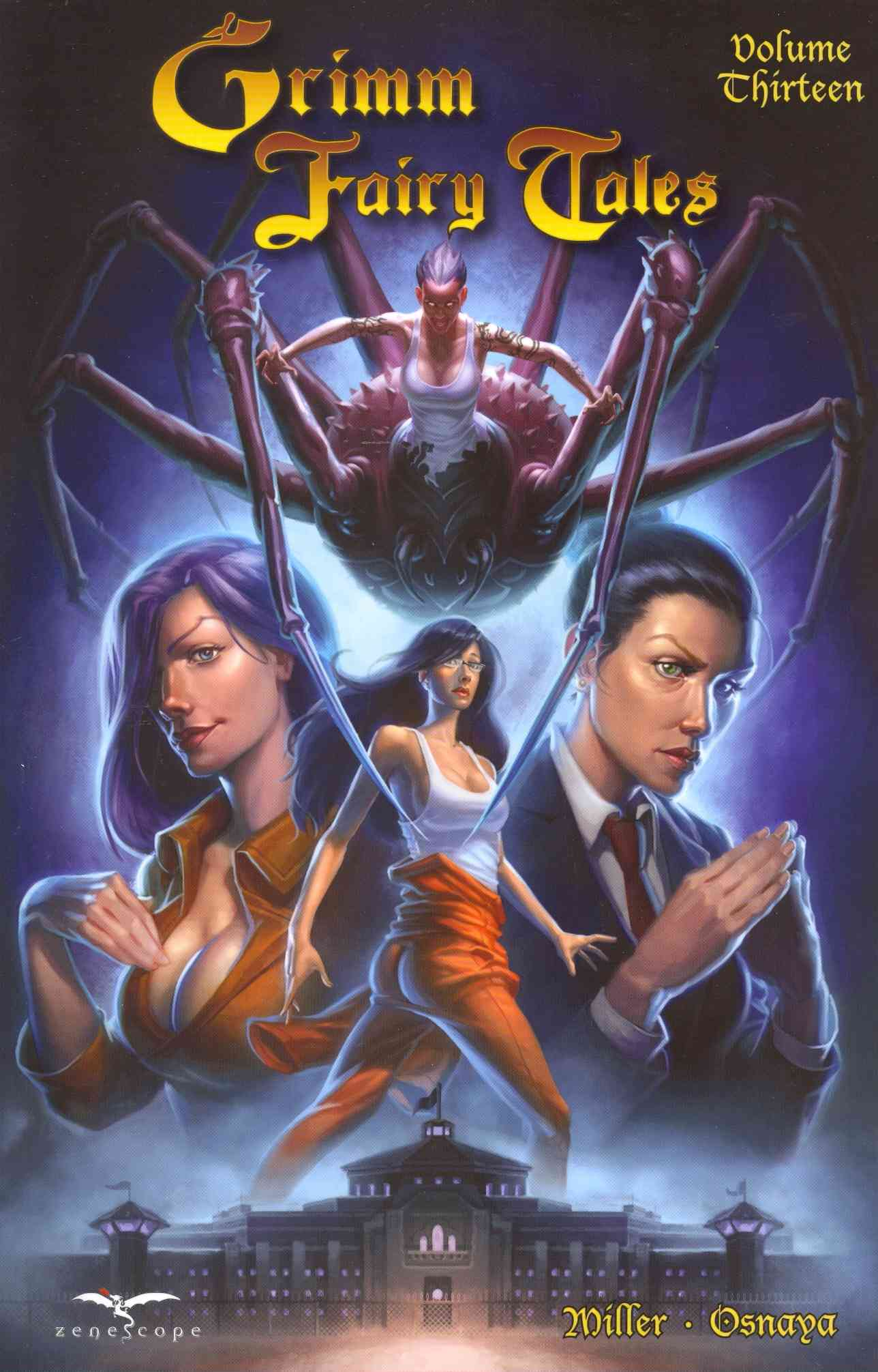 Grimm Fairy Tales 13 (Paperback)