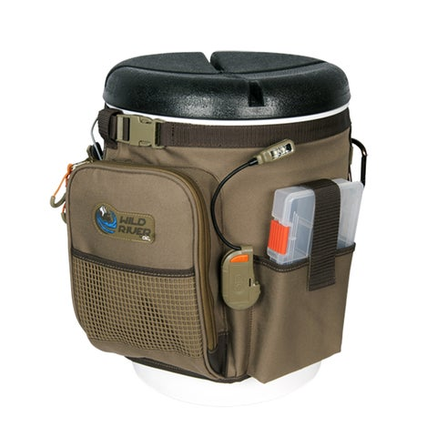 Wild River Rigger 5-gallon Bucket Organizer with Accessories