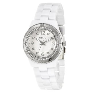 Relic by Fossil Women's Stainless Steel 'Bella' Watch