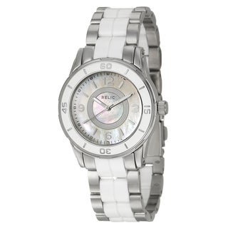 Relic by Fossil Women's Stainless Steel 'Hannah' Watch
