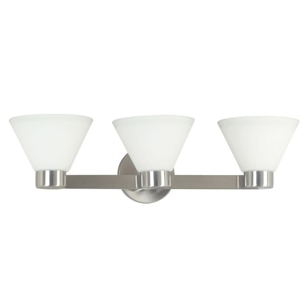 Easton Three-light Vanity