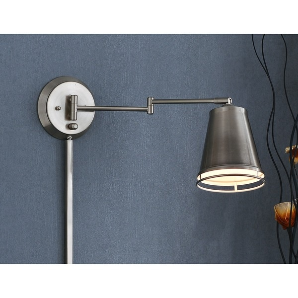 Suri Wall Swing Arm Light Free Shipping Today