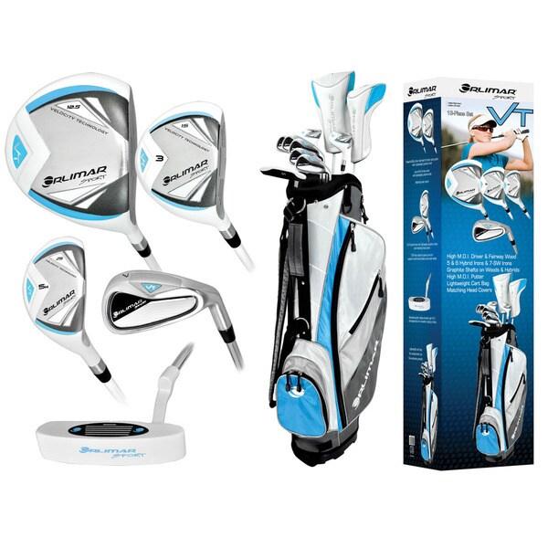 Orlimar VT Sport Right Hand Women's Flex Complete Golf Set
