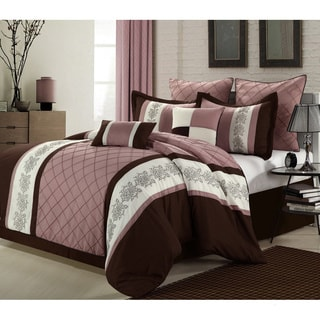 Livingston 8-piece Comforter Set