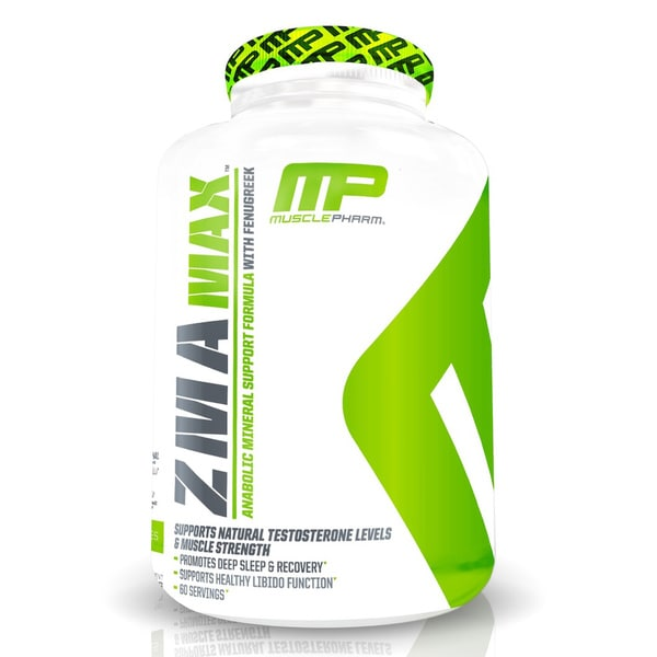 MusclePharm ZMA Max (60 Capsules)