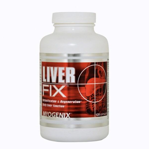 Myogenix Liver Fix