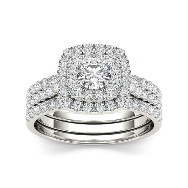 build french pave your tw diamond own pav in ring white rings gold ct setmain engagement jewellery