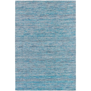 Artist's Loom Hand-tufted Contemporary Abstract Rug (7'9 x 10'6)