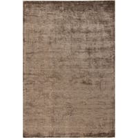 Artist's Loom Hand-woven Casual Solid Rug