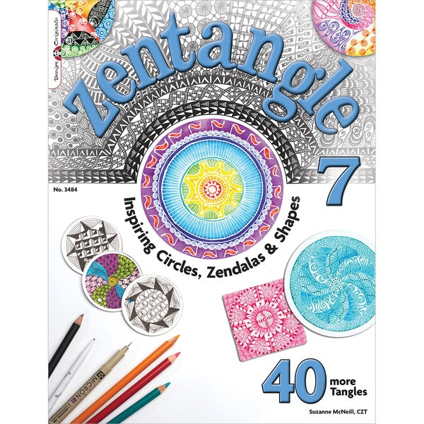 Design Originals-Zentangle 7